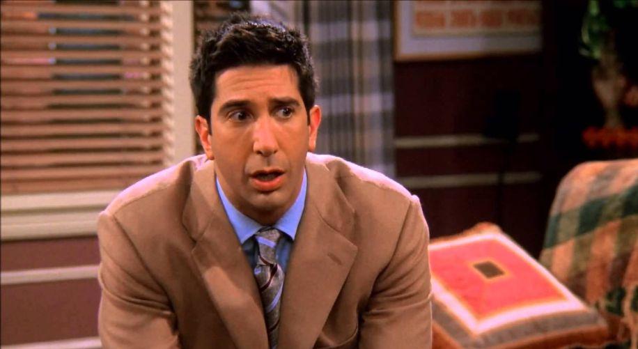 Ross Geller, te odiamos fuertemente – El Cajón Violeta